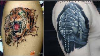 Tattoo On Your Shoulder:) Best Shoulder Tattoos For Men