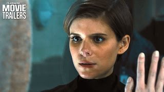 Kate Mara Stars In The SciFi Thriller MORGAN  Teaser Trailer HD