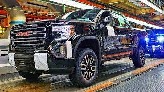 GM Truck Factory – 2021 Chevrolet Silverado, 2020 GMC Sierra