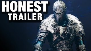 DARK SOULS (Honest Game Trailers)