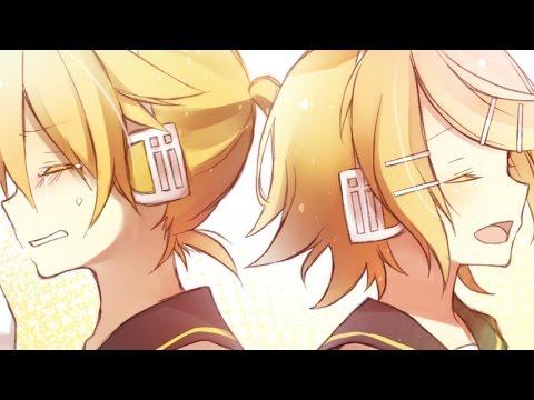 泣き虫夢見人/鏡音リン・レン by アンメルツP (a crybaby man of vision / Kagamine Rin, Len)