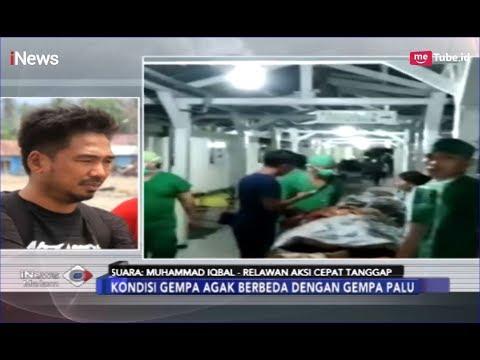 Gempa 6,9 SR Guncang Banggai Kepulauan, Sulteng, BMKG Cabut Peringatan Tsunami - iNews Malam 12/04