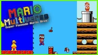 Super Fanmade Mario Bros Levels - ฟรีวิดีโอออนไลน์ - ดูทีวี