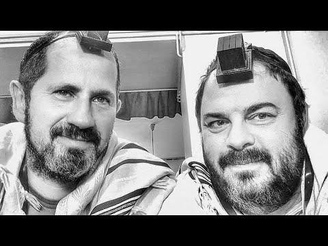 RaDaR 2020. júl. 22. Radnóti Zoltán és Darvas István rabbik tanulása. Téma: Áv hónap két arca
