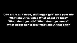 A$AP FERG cocaine castles lyrics