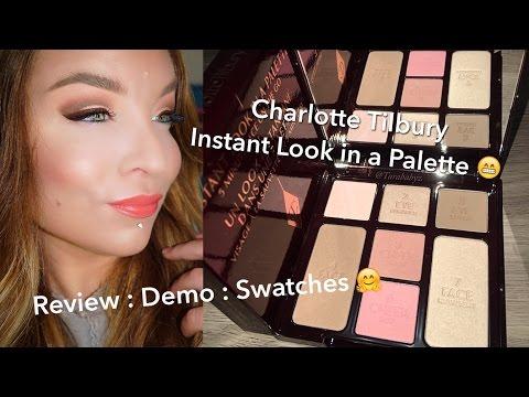 Instant Look In a Palette - Smokey Eye Beauty by Charlotte Tilbury #8