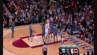 LeBron James Top Highlights/Game winner East Conference Finals 2009 Game 2