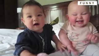 مقالب للأطفال رائعة و مضحكة  'Funny Baby Video 'HD