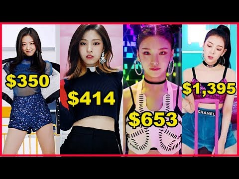 Here's How Much It Costs To Dress Like ITZY (Dalla Dalla MV)