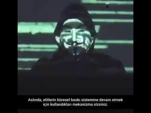 Anonymous'tan ABD'ye Floyd Tehditi