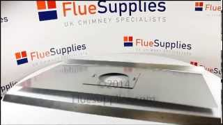 preview picture of video 'Flue Liner Register Plate 36x18'