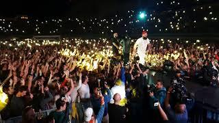 Milan Stankovic X Jala Brat X Buba Corelli   EGO (feat Jala&Buba) LIVE TASMAJDAN BEOGRAD!
