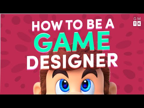 How to Become a Game Designer
