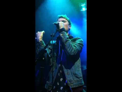 Conor Maynard - 'Mary Go Round' Live