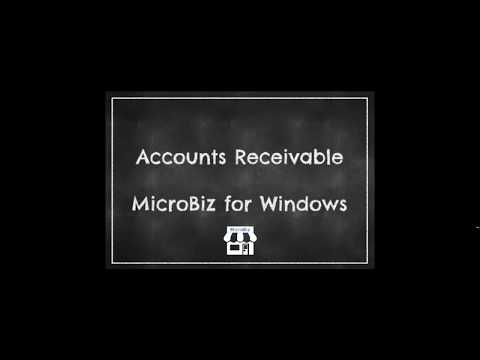 Accounts Receivable Training Video - YouTube