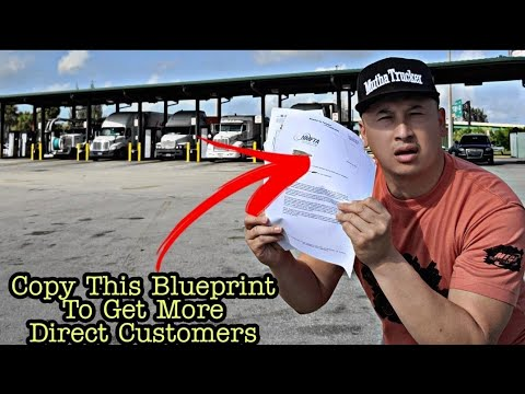 , title : 'How To Get Customers For Your New Trucking Business From A-Z As A New Owner Operator