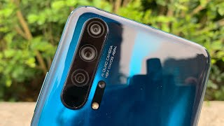 Honor 20 Pro Hands-On: Quad Cameras, with Google Apps