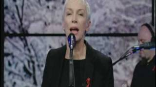 Annie Lennox THE HOLLY AND THE IVY (live)