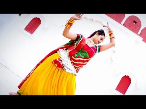 भेरुजी ने नए सांग पर Twinkle ने किया जबरदस्त मारवाड़ी डांस - Bheruji Nana Nana Baje Ghungra