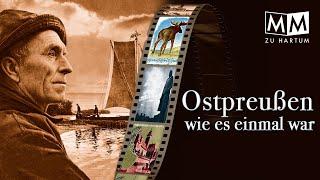Ostpreußen Rundflug 1938 mit der JU52 - Eugen Bassler Schmalfilm-Archiv