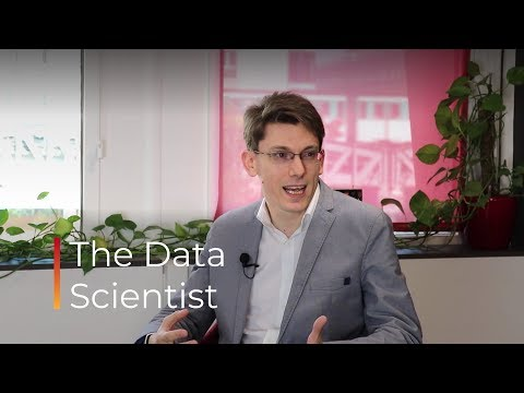The Data Scientist