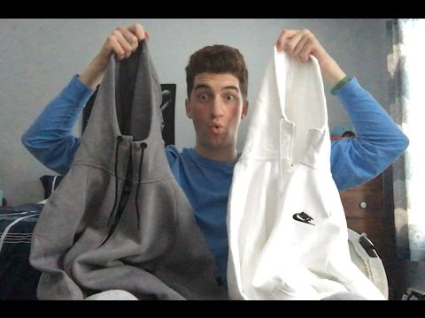 Nike and Jordan Jacket Unboxing from Eastbay!