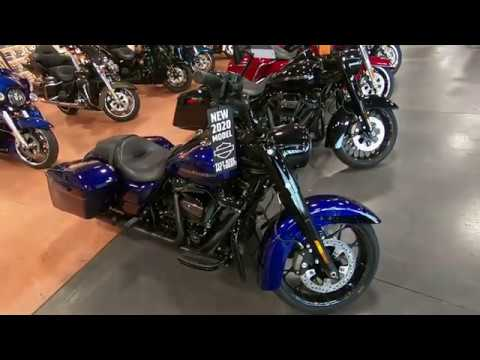 2020 Harley-Davidson Touring Road King Special FLHRXS