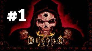 Diablo 2 - Акт 1 - Часть 1 - Прохождение кампании