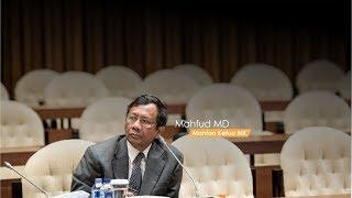 Mahfud MD Tegaskan Tak Akan Gabung Tim Pemenangan Prabowo atau Joko Widodo