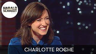 Charlotte Roche über Haarausfall bei Männern | Die Harald Schmidt Show (SKY)