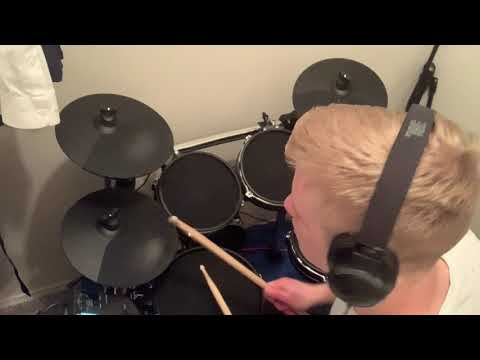 16th note groove with fills