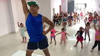 Baile Para Niños Merengue   El Beeper - Oro Sólido