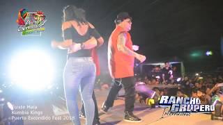 FUISTE MALA KUMBIA KINGS Puerto escondido fest 2018