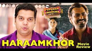 Haraamkhor Review  Popcorn Pe Charcha  Amol Parchure  ADbhoot
