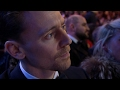 Download Video Tom Hiddleston At The British Academy Film Awards 2017 [HD]