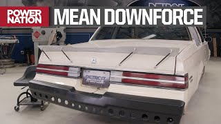 Fabricating an Aggressive Rear Spoiler for a Buick Regal - Detroit Muscle S6, E7
