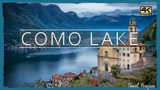 COMO LAKE ● Italy [2020] Cinematic DRONE   4K📷