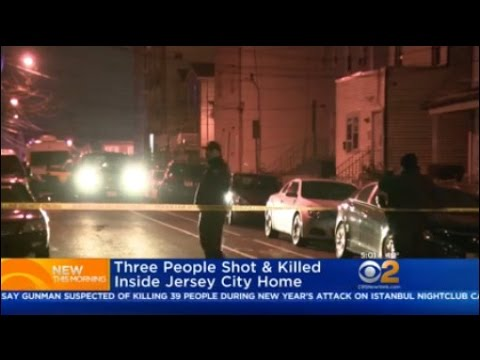 Video Jersey City Shooting