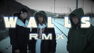 "WALLS RMX Ft. NX Of MASSAKRASTA - KLAN DESTINO ""Prod.BERI"" (Official Video)"