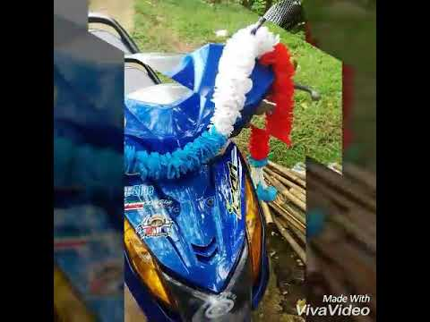 Beat fi Super BLUE indonesia # owner @adiiephewe