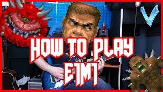 Descargar MP3 de Doom E1m1 Guitar Tutorial gratis  BuenTema Org