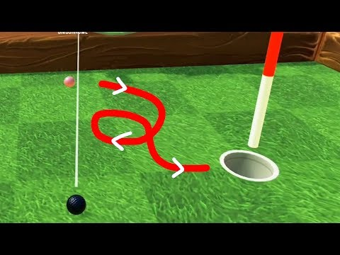 Using Advanced Geometry to play Golf With Friends ft. Unicornowl