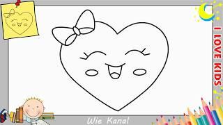 Zeichnen Fur Kinder Kawaii Free Video Search Site Findclip