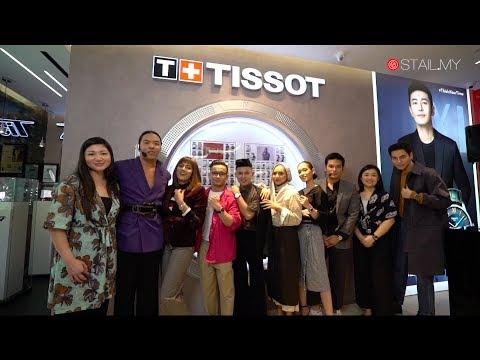 #sembang STAIL bersama Influencers di Butik Tissot Suria KLCC