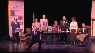 """Highland Park Players """"Annie"""" Tomorrow (cabinet reprise)"""