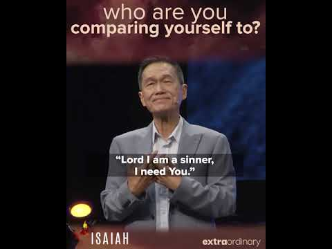 Who are you comparing yourself to? - Peter Tan-Chi - Extraordinary Snippets