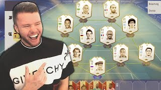 FIFA 19: FULL ICON CHALLENGE 🌟🌟