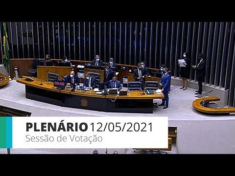 Câmara aprova projeto que altera regras de votação nas sessões do Plenário - 12/05/21