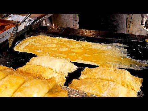 Korean Street Style Omelette