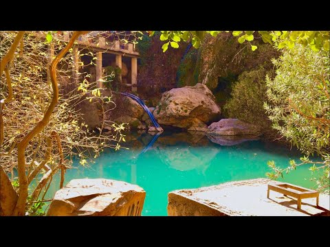 TLEMCEN [#3] Lourite Waterfall شلالات